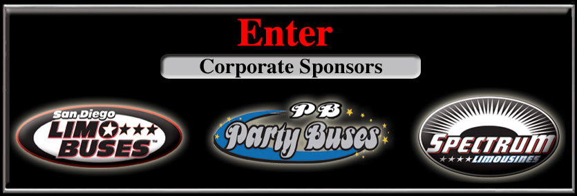 Corporate Sponsors | San Diego Limobuses | PB Party Bus | Spectrum Limousines